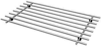 IKEA Podstawka stal nierdzewna 50x28cm 301.110.87