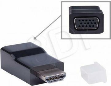 Gembird Adapter HDMI-A(M)-> VGA(F) A-HDMI-VGA-001