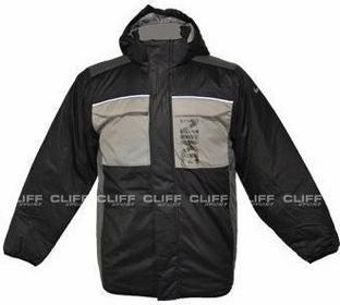 Nike KURTKA KEEP ME DRY Czarny 425214 010