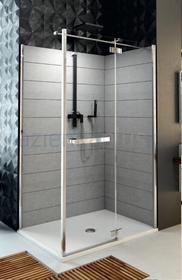 Aquaform Ścianka kabinowa 90 cm HD Collection / Verra Line 103-09378