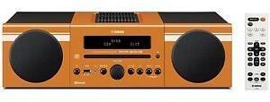 Yamaha MCR-043 BT Pomarańczowy