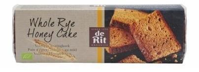 De Rit Ciasto żytnie z miodem 300 g DeRit