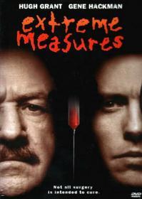 Krytyczna terapia (Extreme Measures) [DVD]