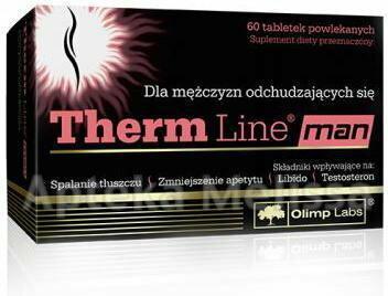 Olimp Labs. THERM LINE MAN - 60 tabl.