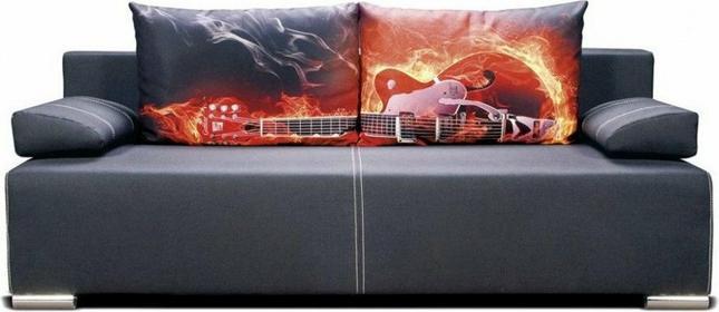 Libro Sofa Play - Gitara