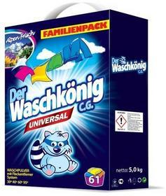Waschkonig Universal Proszek Do Prania 5 kg 61 prań