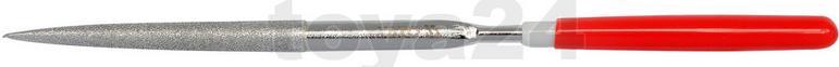 Yato Pilnik iglak diamentowy półokrągły 3x140x50 mm