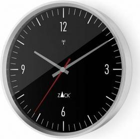 Zack VIDA Zegar Ścienny Sterowany Radiowo 30 cm - Czarny