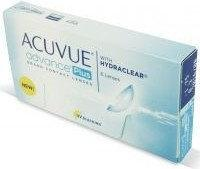 Johnson&Johnson Acuvue Advance Plus (6szt)