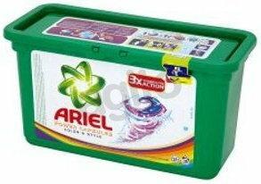 Ariel Kapsułki żelowe do prania kolorowego Color & Style (15 szt.)
