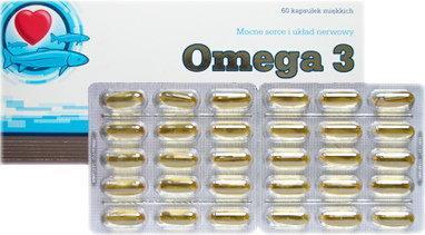 Olimp Omega 3 60 szt.
