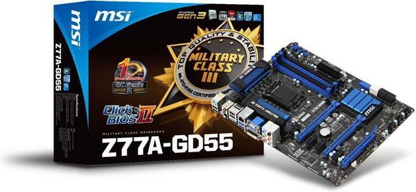 MSI Z77A-GD55