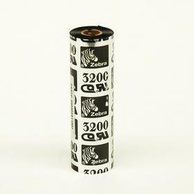 Zebra Taśma termotransferowa 110x74 wosk-żywica 03200GS11007
