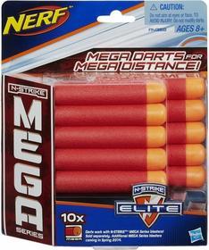 Hasbro Strzałki N-Strike Elite Mega 10 szt. A4368