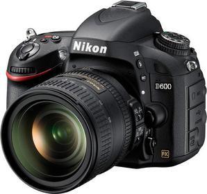 Nikon D600 + 24-85 kit