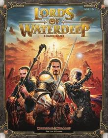 Wizards of the Coast Dungeons and Dragons: Lords ofaterdeep