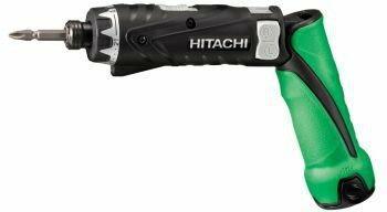 Hitachi wkrętak akumulatorowy 3,6V 5Nm 2 x 1,5Ah LI-ION HDB3DL2TL