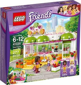 LEGO Friends - Bar z Sokami w Heartlake 41035
