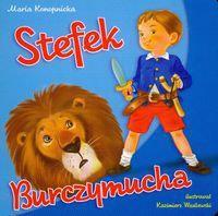 Konopnicka Maria Stefek Burczymucha