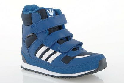 adidas Buty Dziecięce ZX Winter CF I G95921
