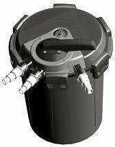 Aquael Filtr Ciśnieniowy Klarpressure UV 8000- do 8000L, sterylizator 11W