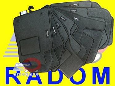 START Ford Mondeo II 1993-2000 Dywaniki kpl+ gratis! (2008)