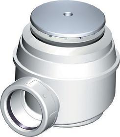 Alcaplast Syfon brodzikowy kryty chrom A47CR O50