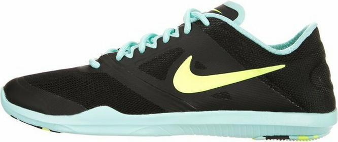 Nike Studio Trainer 2 684897-007 czarno-miętowy