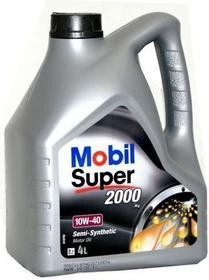 Mobil Super 2000 10W-40 4L