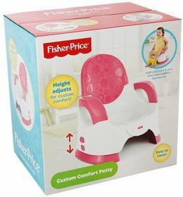 Fisher Price FISHER Komfortowy nocniczek różowy CGY50