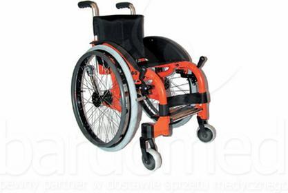 Mobilex Wózek inwalidzki aktywny Offcarr Funky Kid