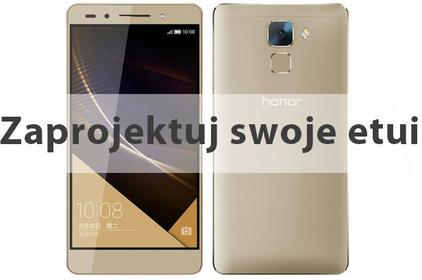 Huawei Honor 7 Etui z nadrukiem ETHW240KRTR000000
