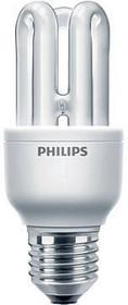 Philips świetlówka energooszczędna E27 11W/827 Genie 10 lat