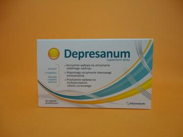 Novascon Depresanum 60 szt.