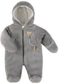 Steiff Girls Baby Kombinezon zimowy softgrey 6442218_8200