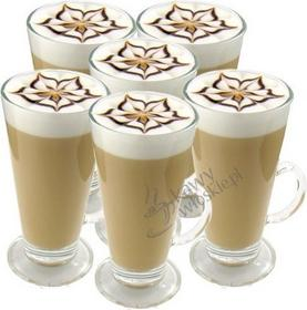 Szklanki do kawy Latte 250 ml - 6szt