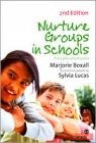 M. Boxall Nurture Groups in Schools 2e