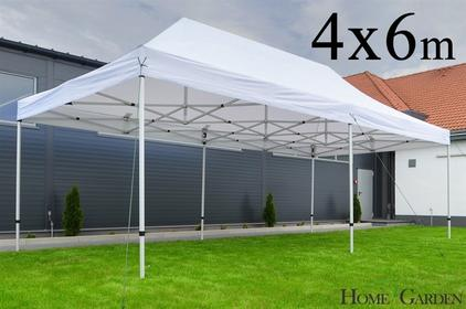 Home&Garden Namiot Wystawowy-Cateringowy 4x6 m