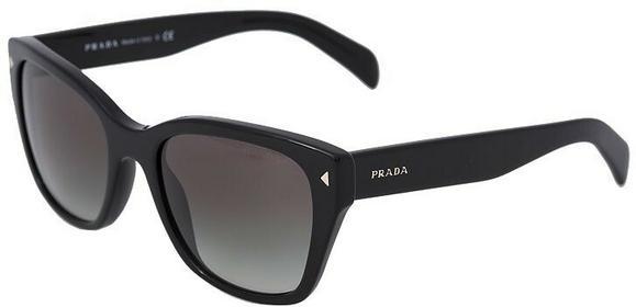 Prada Okulary przeciwsłoneczne czarny 0PR 09SS kobiety