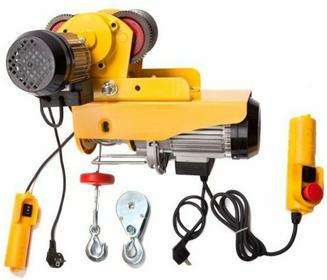 Industrial 559 55951165 Wyciągarka linowa elektryczna 500/990 230V, h