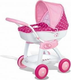 Smoby Hello Kitty - Wózek głęboki Chuli Pop Car 523134