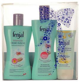 Fenjal Intensive Shower Cream Kit 1504 W Kosmetyki Zestaw kosmetyków 200ml Inten