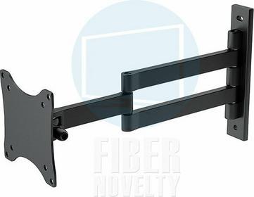Fiber Novelty Obrotowy Uchwyt dla telewizorów i monitorów LCD / LED 12 / 24 / FN