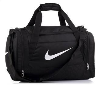 Nike Torba sportowa Brasilia 6 Small 44 BA4831001/czarny