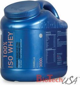 BioTech Iso Whey 3000 g