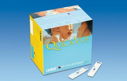 Quick Vue MSFARMA SP Z O.O Test ciążowy 1 szt