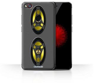 Stuff4 Hülle / Case für ZTE Nubia Z11 Mini / Stereoanlage Muster / Lautsprecher Design Kollektion