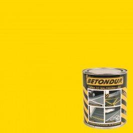 Betondur liner Farba do linii 0.75L żółta