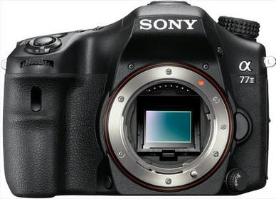 Sony Alpha 77 II + 16-50 kit