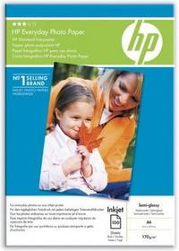 HP Papier Everyday Semi-glossy Photo 175g, A4, 100ark (Q2510A)